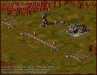 Soviet mission 1: Resurrection