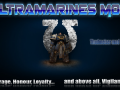 Ultramarines mod: Courage and Honour!