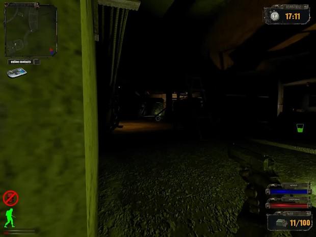 Phantoms Zone: Agroprom Underground - Gameplay