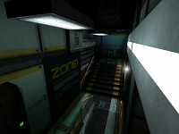 Tech Hallway