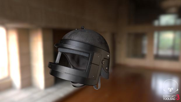 Black Ops Helmet
