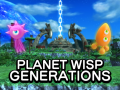 Sonic Generations - Planet Wisp Project