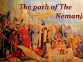The path of The Nemanjic