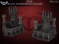 Black Numenorian Palace