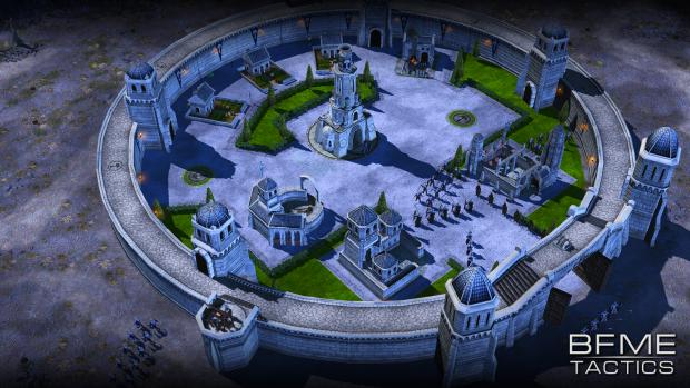 BFME: Tactics BFME 1 released