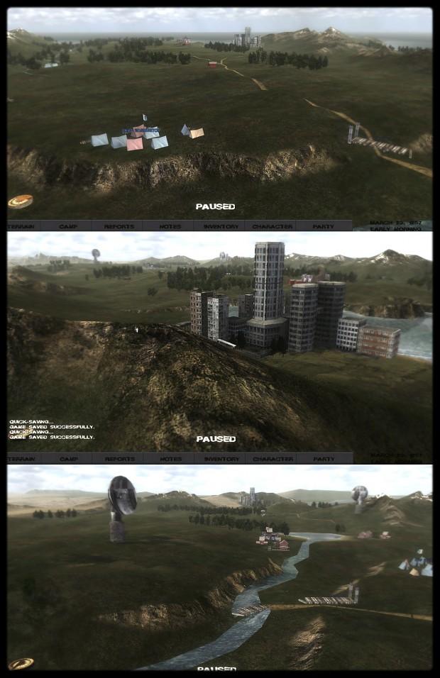 Map Skylines