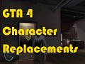 GTA 4 Niko Replacements