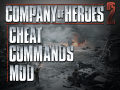 CheatCommands Mod for CoH2 (Company of Heroes 2)