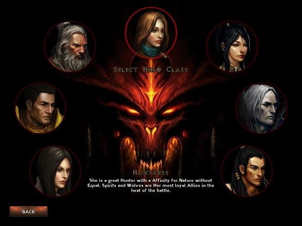 Скачать Diablo Sanctus Mod