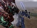 Alpha Legion Angron vs Ultramarine Dreadknight
