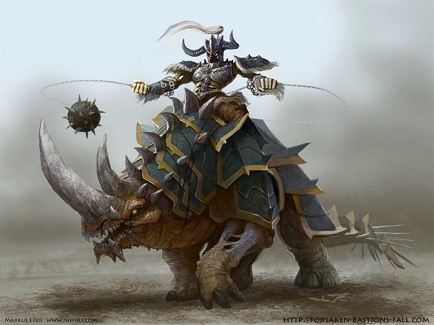 Behemoth Fanart
