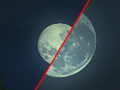 The Witcher - Realistic Moon HD