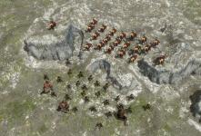The Iron Hill Natives vs. Goblins