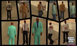 All Vic Vance Outfits done!