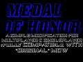 Medal of Honor (Men of War)