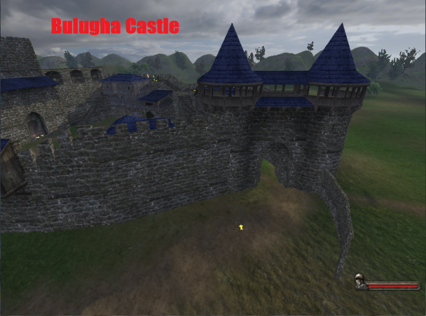 mount and blade how to get a castle