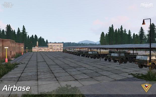 CSLA airbase update