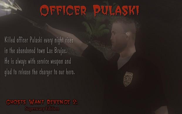Officer Pulaski
