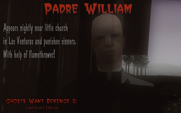 Ghosts Want Revenge 2: Superscary Edition mod for Grand