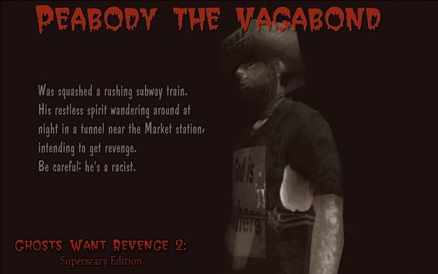 Peabody the vagabond