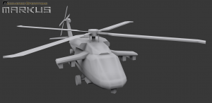 Black Hawk Render