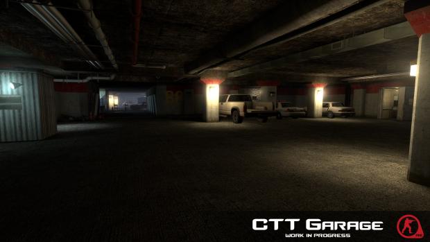 Counter Terrorism Training - Garage