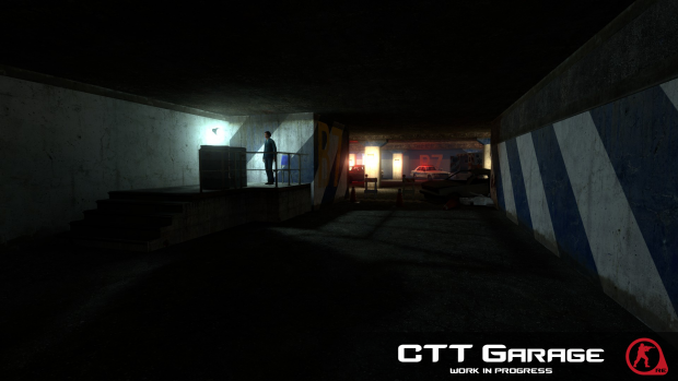 Counter Terrorism Training - Garage