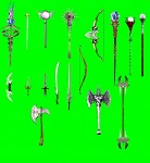 New Weapon Samples