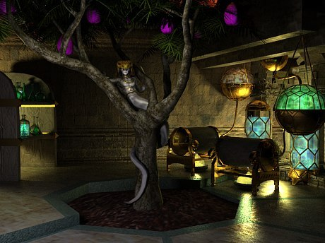 Snake Island Alchemist