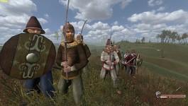 Dacians Troops