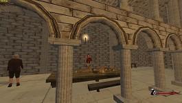 Emperor Aurelius at his Great Hall