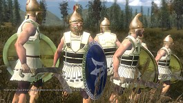 New unit (Greek/Macedonian Auxilery) Preview