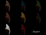 New Parthian Phyrian caps