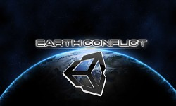 Earth Conflict Project - Unity3D