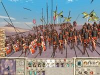 New factions in 330 BC version - Kashmir strikes