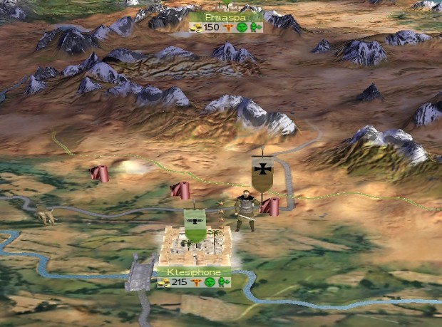 4.1 version image - World Rulers Total War 4.8 mod for ...