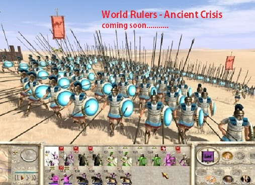 New version - Ancient Crisis coming soon....