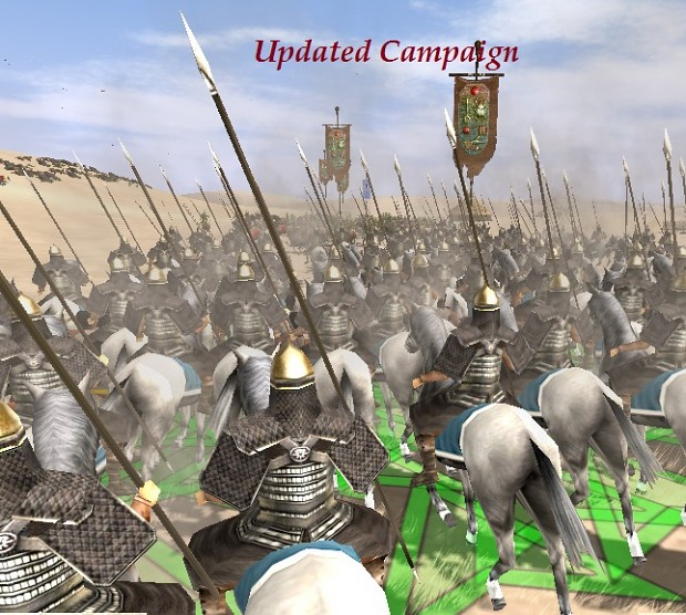 New Campaign released