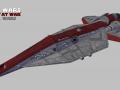GAR-Tranquility cruiser