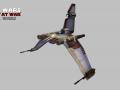 "New animation for the V-19 ""Torrent"" starfighter"