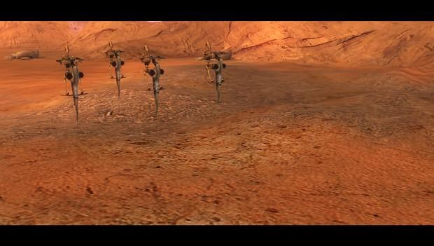 Single Trooper Aerial Platform