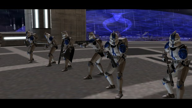 501st reporting for duty