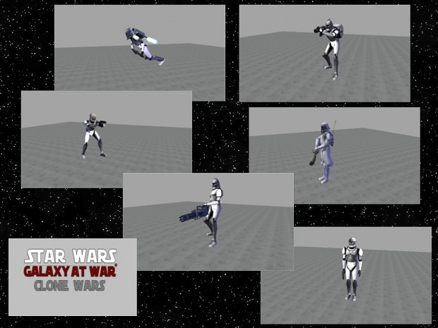 More Clones Phase1