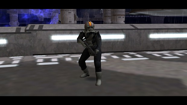 V-Wing Phase 3 Pilot