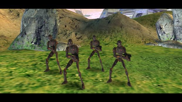 BX Commando Droid Vote
