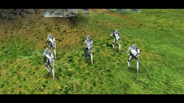 Guess the clone unit