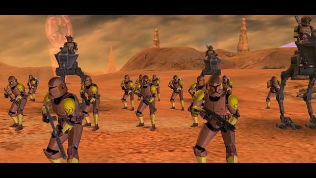 Desert troopers