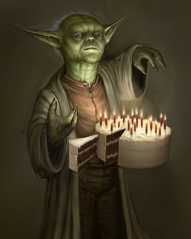 Happy Birthday amazing man!