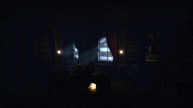 Desolation (Time Distortion custom story)