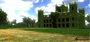English Castle (In-Game)